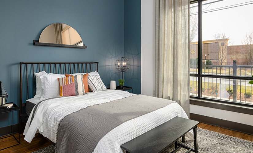 Model Unit - Bedroom